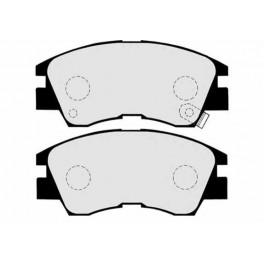Plaquette de frein AV